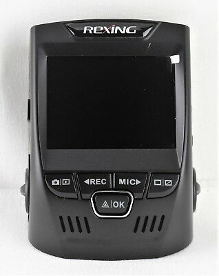 """Rexing V1P 2.4"""" LCD FHD 1080p 170 Degree Wide Angle - 3913sw"""