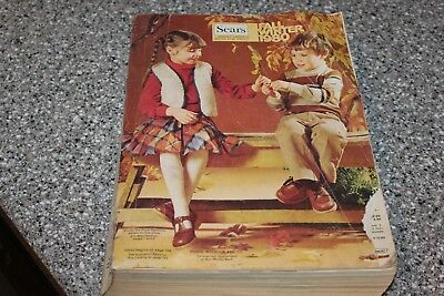 1980 Vintage SEARS Fall Winter Catalog Free Fast Shipping