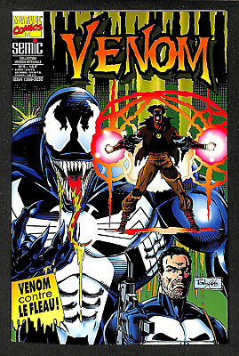 Venom N° 5 -1996 - Ttbe - 96 Pages - Semic - Marvel -