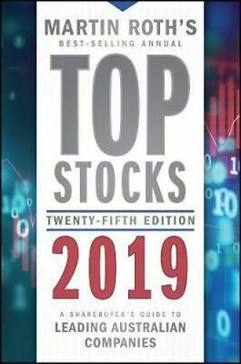 NEW Top Stocks 2019 By Martin Roth Paperback Free Shipping