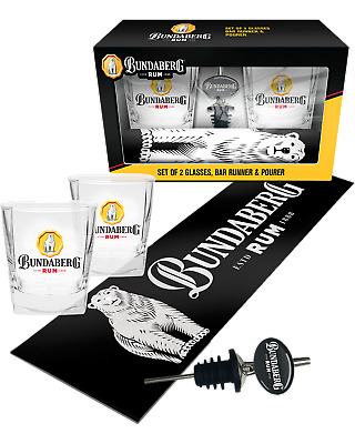 Bundaberg Rum Gift Box Set Gifts pack