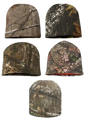 Outdoor Cappello Realtree Mossy Oak Break-Up Mimetico Knit 20.3cm Berretto c2437cdf8a58