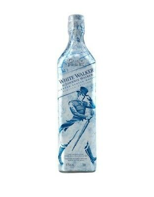 White Walker by Johnnie Walker SPECIAL LIMITED EDITION Game of Thrones SCOTCH