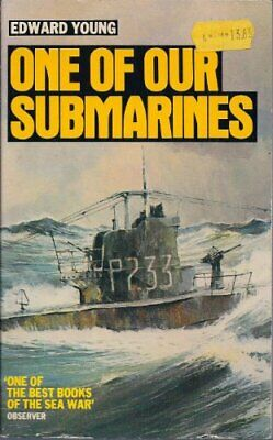 One of Our Submarines by Young, Edward Paperback Book The Cheap Fast Free Post