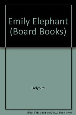 Emily Elephant (Board Books) by Ladybird Paperback Book The Cheap Fast Free Post
