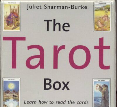 The Tarot Box (Bookinabox S.) by Sharman-Burke, Juliet Mixed media product Book