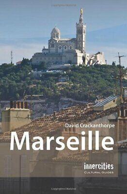 Marseille (Innercities Cultural Guides) by David Crackanthorpe Book The Cheap