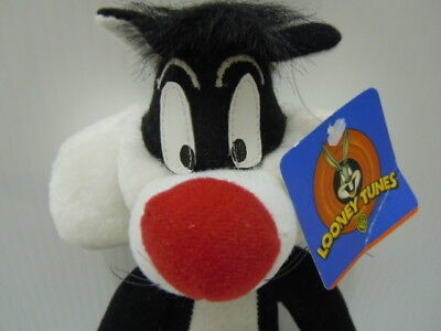 Warner Bros  -  Loney Tunes  Sylvester the Cat Stuffed doll