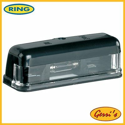 Ring Number Plate Lamp RCT776