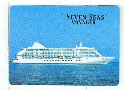 "Steamship Single Wide Playing Card /""Princess Cruises/"" Shipping"