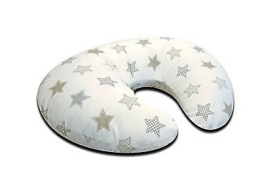 Cuddles Collection Luxury Soft Nursing Pregnancy Breast Feeding Support Pillows