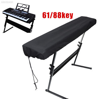 Keyboard Protective Dust Cover For 61/88 Key Piano Dustproof Bag On Stage NEW