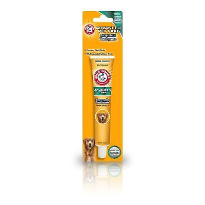 Arm & Hammer Advanced Care Tartar Control Enzymatic Dog Toothpaste Beef Flavour