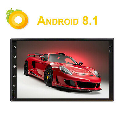 Android 7.1 8-core ROM 32G Autoradio  Doble 2 Din GPS Wifi 4G No-DVD Car Stereo