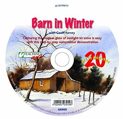 Art in 20 Minutes-Barn in Win [DVD] -  CD D4VG The Fast Free Shipping