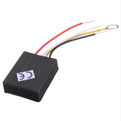 Touch Control Sensor Table Light Parts On/off 1 Way Bulb Switch AC 220V AHS