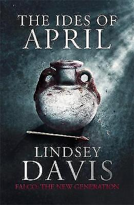The Ides of April by Lindsey Davis (Paperback) NEW Book