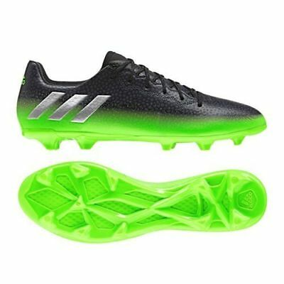 29d5079a3 ADIDAS 2016 MESSI 16.2 FG AG Football Soccer Cleats Shoes Black ...