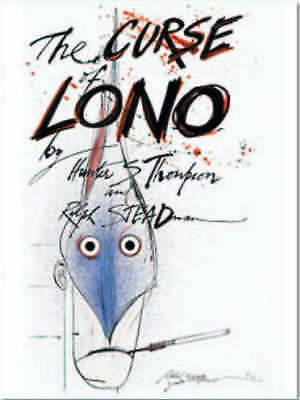 The Curse of Lono-ExLibrary
