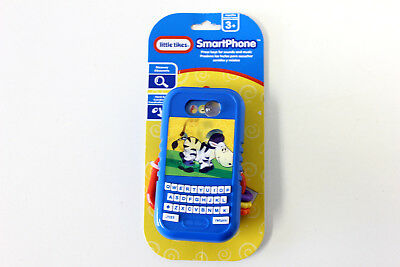 Little Tikes Kids Toy Smart Phone - Music & Sounds Blue