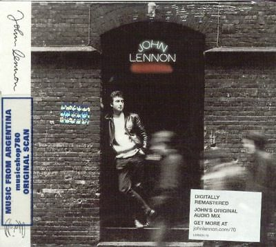 John Lennon Rock 'n' Roll Sealed New Cd 2010 Remastered
