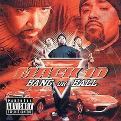 Various : Mack 10: BANG OR BALL CD (2002) Highly Rated eBay Seller, Great Prices