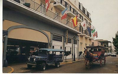 THE DAUPHINE ORLEANS HOTEL New Orleans French Quarter POSTCARD 1980's Louisiana