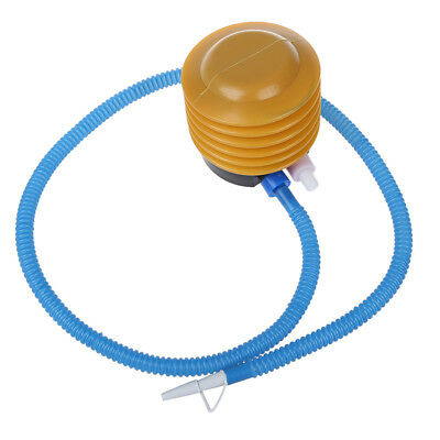 D2I7 Foot Air Pump Inflator for Swimming Ring Balloon Ball Inflatable Portable