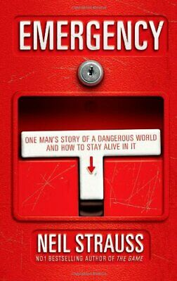 Emergency: One man's story of a dangerous world, a... by Strauss, Neil Paperback