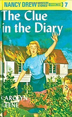 The Clue in the Diary (Nancy Drew Mysteries S.) by Keene, C. Hardback Book The