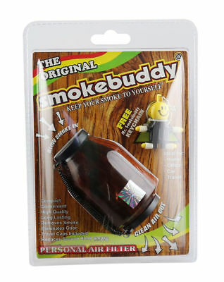 Smoke Buddy Original Personal Air Purifier Cleaner Filter Removes Odor LAS VEGAS