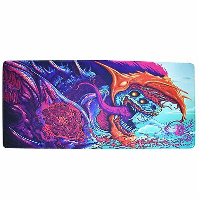 Large Extended Gaming Mouse Pad XXL 900*400mm Big Size Desk Mat Laptop Computer