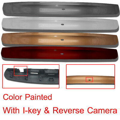 Painted Rear Tailgate Boot Lid Handle W/ I-KEY for Nissan Qashqai J10 2007-2014