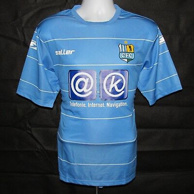 2011-12 Chemnitzer FC Home Football Shirt, Germany Trikot, Jersey, Maglia *BNWT*