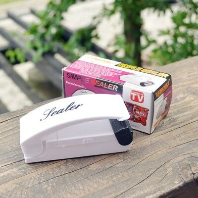 Mini Portable Vacuum Sealer Machine Automatic Vacuum Air Sealing Packing Tools