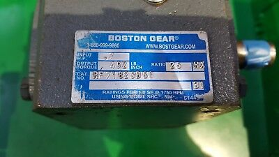 Boston Gear Rf71825B56 (Br5.5)