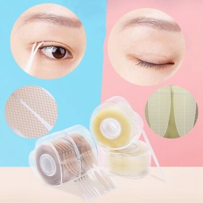 300 Pairs Charm Invisible Double Eyelid Tape Adhesive Eyelift Sticker Roll