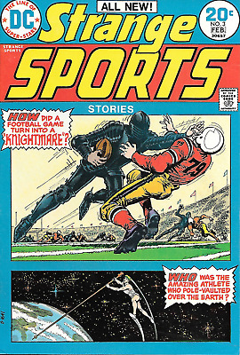 Strange Sports #3 (DC Comics, Feb 1974) 8.0 VF