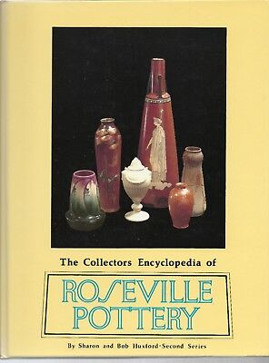 The Collectors Encyclopedia of ROSEVILLE Pottery Book 2nd Vol & Price Guide #10