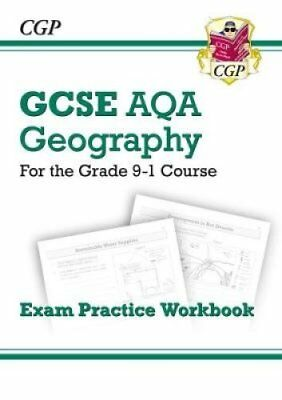 New Grade 9-1 GCSE Geography AQA Exam Practice Workbook 9781782946113