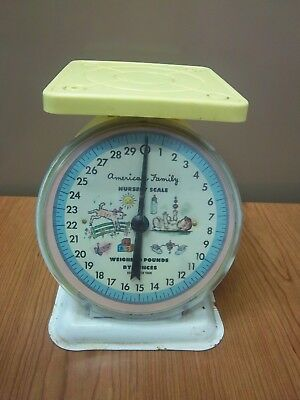 American Family Nursery Scale 30 lbs