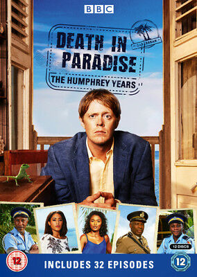 Death in Paradise: The Humphrey Years DVD (2018) Kris Marshall ***NEW***