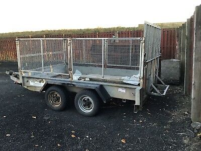 Indispension 3.5 TON Plant Trailer