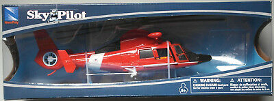 NewRay Eurocopter Dauphin HH-65C US Coast Guard Hubschrauber Helicopter 1:48 OVP