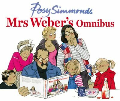 Mrs Weber's Omnibus by Simmonds, Posy Book The Cheap Fast Free Post