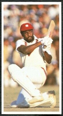 Viv Richards (West Indies) #19 The World's Great Cricketers Cricket Card (C1877)