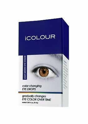 Icolour Color Changing Eye Drops Change Your Eye Color Naturally