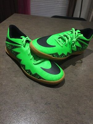 hot sale online 20b21 c7f4e Chaussures Football Indoor Nike Hypervenom Phade II Taille 46 Euro 12 Us