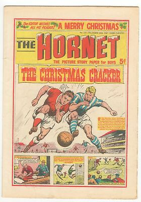 The Hornet - No 225 - DECEMBER 30th 1967 - CHRISTMAS ISSUE - LOVELY COPY!!