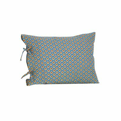 Gypsy Plain Pillow Case with Ties